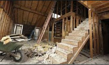 Comprehensive fire damage restoration in your home